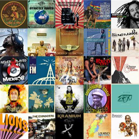 Top 25 Reggae Albums in 2015 | United Reggae
