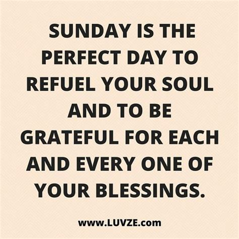 Top 25 Sunday Quotes | Quotes and Humor