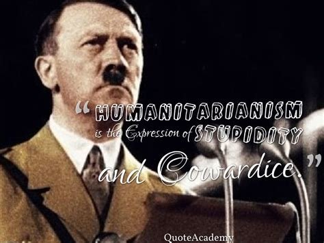 Top 30 Famous Adolf Hitler Quotes and Sayings about War ...