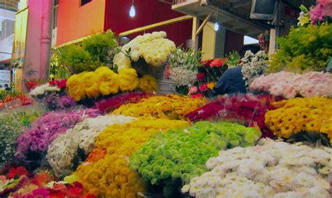 Top 5 de mercados de flores en la Ciudad de México
