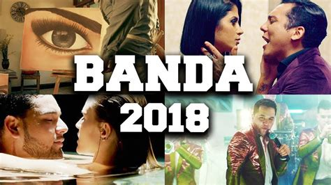 Top 50 Las Mejores Canciones de Banda 2018   YouTube
