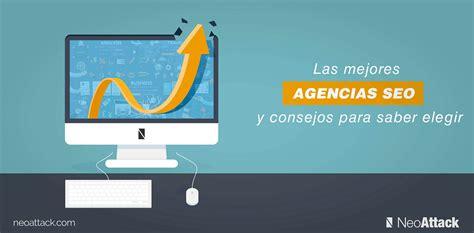 TOP 6 Agencias SEO en España - ¿Cuál es la mejor Agencia SEO?