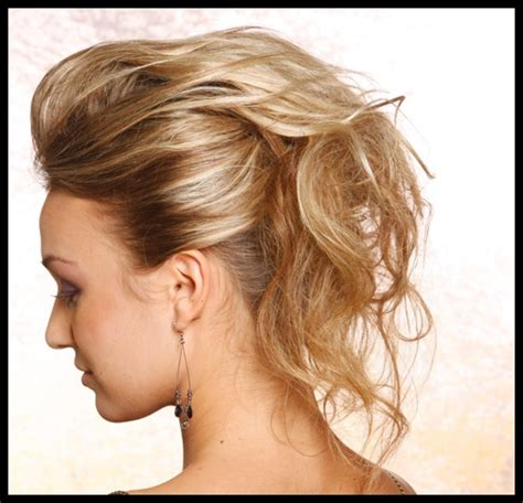 Top 6 easy casual updos for long hair - Hair Fashion Online