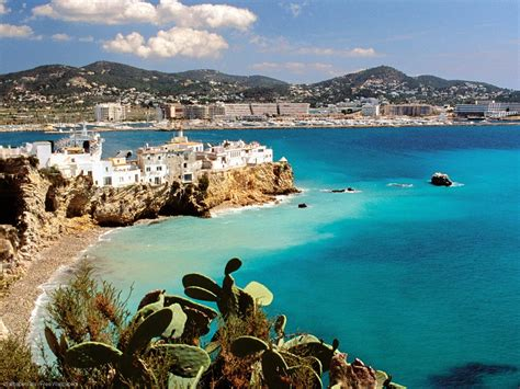 Top Best Vacation Spots in Spain; Ibiza Island – Travel ...