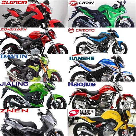 Top Chinese motorcycle brands. Motorcycle price and news ...