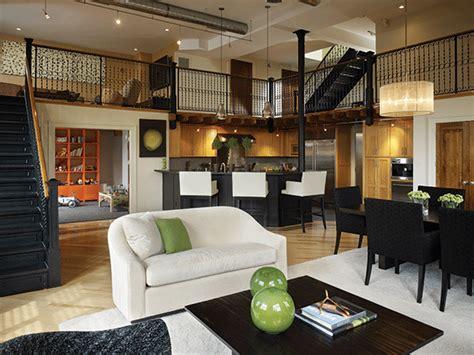 Top Interior Design Ideas for Loft Apartments | House ...