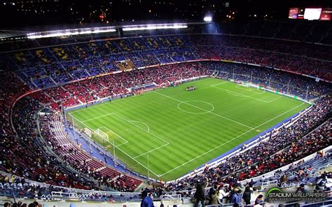 Top Ten Famous Football Stadiums of the World   World for ...
