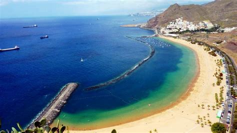 Top10 Best Beaches in Canary Islands, Spain / Las 10 ...