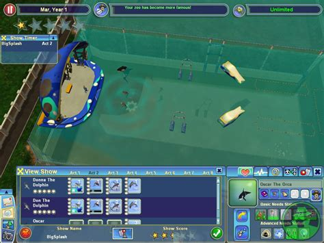 Topic: Zoo Tycoon 2: Marine Mania full game free pc ...