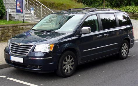 TopWorldAuto >> Photos of Chrysler Grand Voyager CRD ...