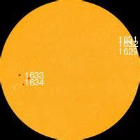 Tormenta Solar: 18 12 2012, Actualización