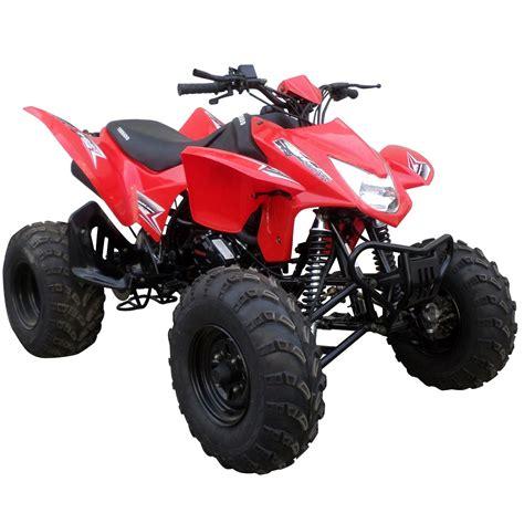 Tornado 250cc ATV