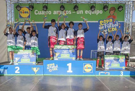 Torneo Blue BBVA, Danone Nations Cup, Copa Coca Cola 2014 ...