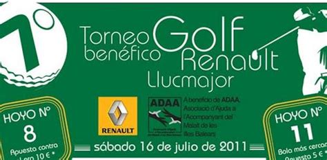 Torneo de Golf en Mallorca, a beneficio de ADAA   El Blog ...