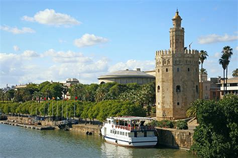 Torre del Oro - The Gold Tower of Seville