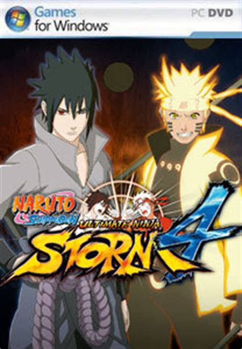 Torrent Completo: Download Naruto Shippuden Ultimate Ninja ...