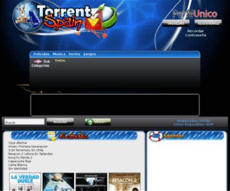 Torrentspain.com: Bienvenido a www.TorrentSpain.Com