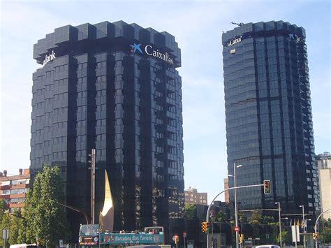 Torres La Caixa - Wikipedia, la enciclopedia libre
