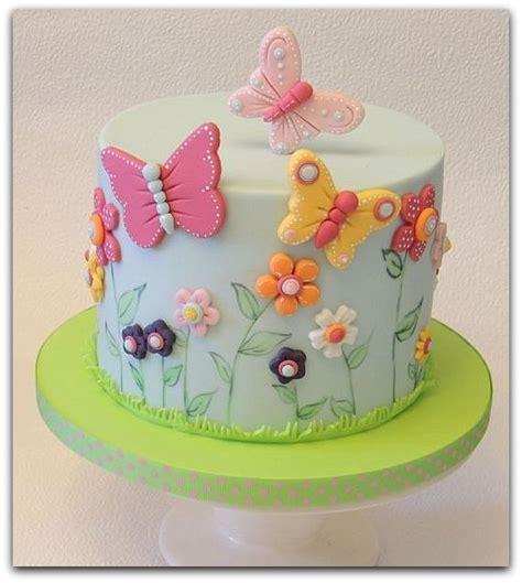 Tortas de cumpleaños para niñas de 1 año | TORTAS DECORADAS