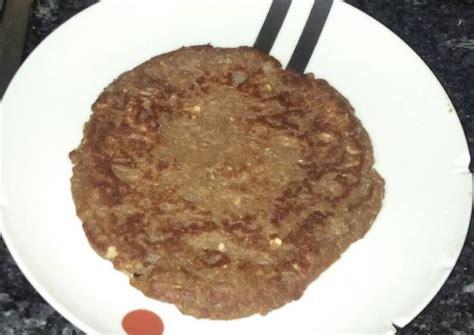 Tortitas de yuca con avena, miel y cacao Receta de ...