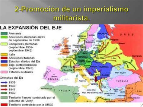 Totalitarismos y segunda guerra mundial