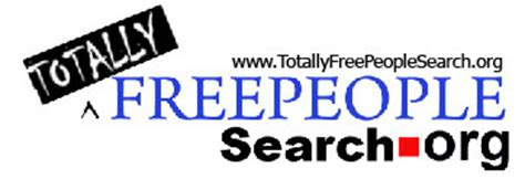 Totallyfreepeoplesearch.org 04 May 2015 - How To Find ...