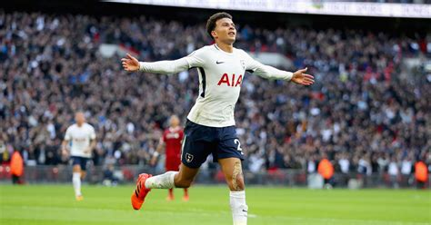 Tottenham 4-1 Liverpool: Harry Kane bags a brace as Spurs ...