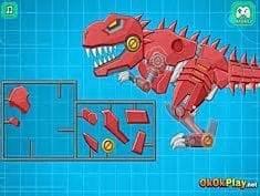 Toy War Robot Mexico Rex GRATIS en JuegosJuegos.com.uy