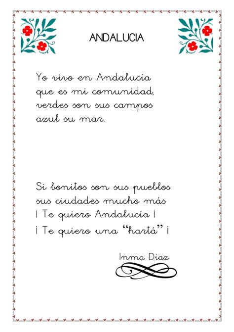 Trabajando en Educación Infantil: 10 poesías para el Día ...