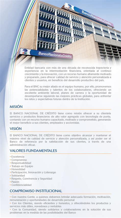 Trabajar en Banco Nacional de Crédito   Empleos en Banco ...