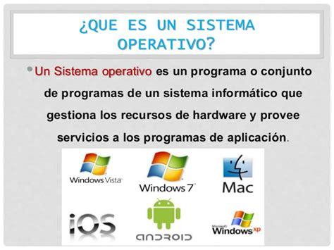 Trabajo clasificacion de sistema operativo laye1