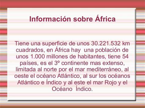 Trabajo de áfrica (los responsables)