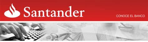 Trabajo en Grupo Financiero Santander   Trabajo en Mexico ...