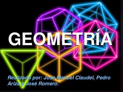 Trabajo geometría mates