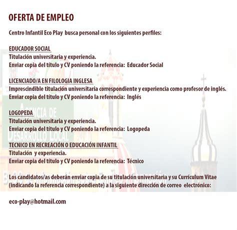 Trabajo Profesor Presto, Empleo   prestamos participativos ...