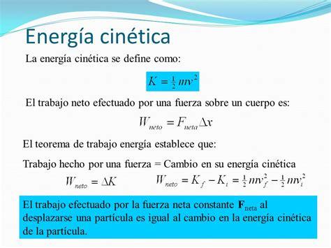 Trabajo y energía Física I. - ppt descargar