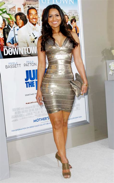 Tracey Edmonds Picture 3   Los Angeles Premiere of ...
