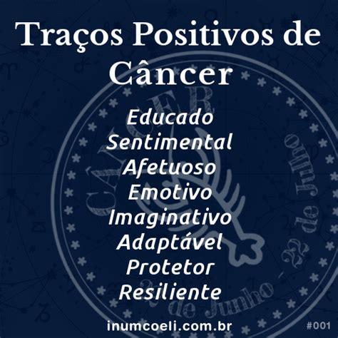 Traços Positivos de Câncer | D&H | Pinterest | Zodiac ...
