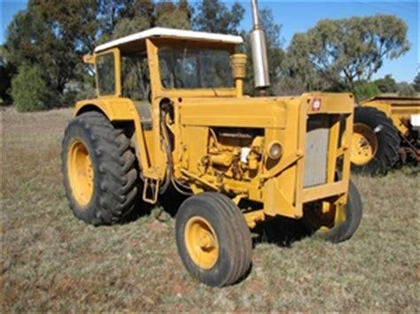 Tractor, Chamberlain C670, 2WD, diesel, power steering ...