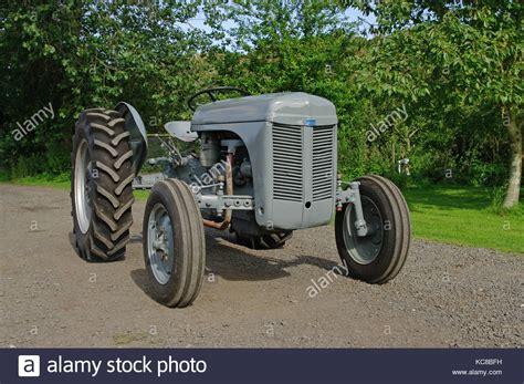 Tractors Vintage Ferguson Fergie Stock Photos & Tractors ...