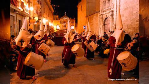 Tradiciones Semana Santa en España