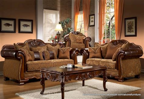 Traditional Living Room Furniture Sets  Traditional Living ...