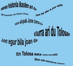 traductor castellano-euskera | Tecnología