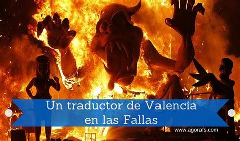 Traductor castellano valenciano