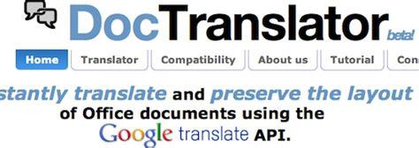 Traductor de documentos word, excel, ppt o pdf online y ...