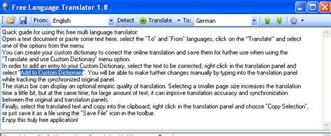 Traductor de Google en tu PC   Electrorincon
