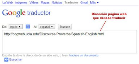 Traductor Ingles a Español   Traducir páginas web gratis ...