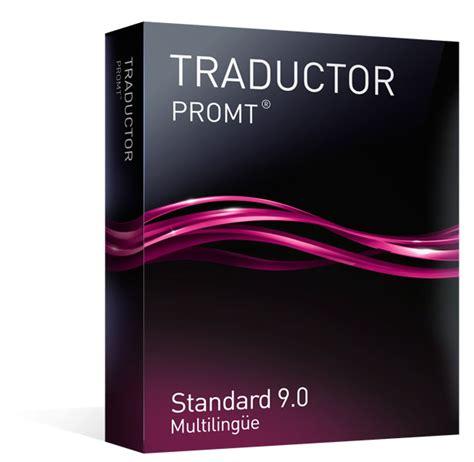 Traductor Promt Standard 9.0 Español/Frances