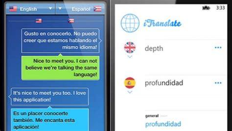 Traductores de idiomas de textos, imágenes y voz para su ...