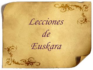Traductores euskera online